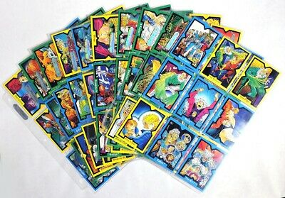 ESA3549. COMPLETE Set of Marvel X-FORCE Trading Cards w/ DEADPOOL -Impel (1991)