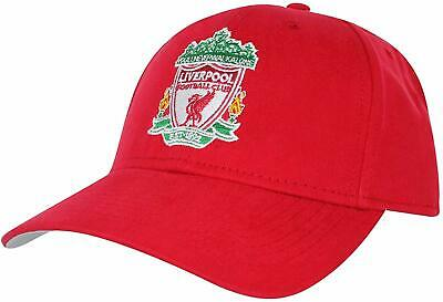 LIVERPOOL RED CAP ORIGINAL CREST BIRTHDAY FATHERS DAY GIFT Anfield L4 LFC