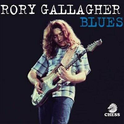 Rory Gallagher - Blues [New CD]