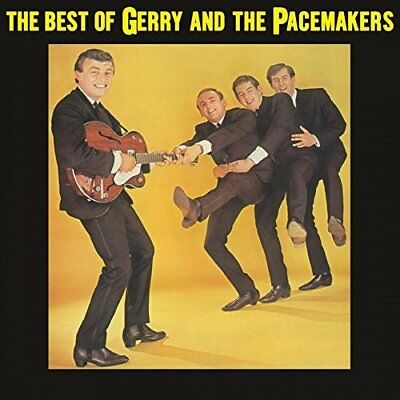 Gerry And The Pacemakers Best Of Gerry And The Pacemakers Vinyl LP New 2018