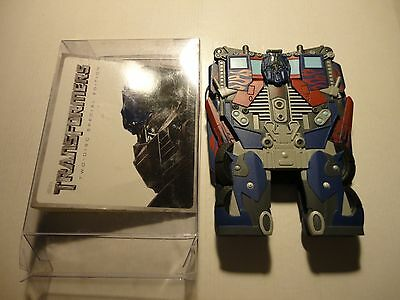 Transformers 2-Disc Special Edition Exclusive (2007 DVD) 15 INCH CASE + FREE DVD