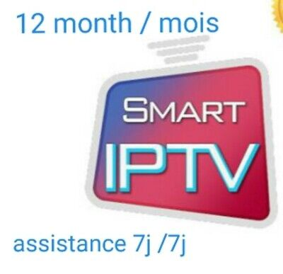 Premium subscription smart iptv full hd / sd .m3u .enigma.vlc.android .firestric