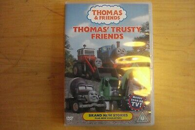 Thomas And Friends          -          Thomas' Trusty Friends          Dvd, 2006