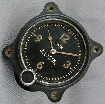 Elgin Pioneer Board Watch WW2