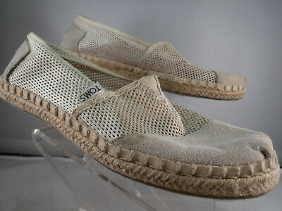 299801 Comfort Shoes Toms Womens Good Vibes Burnt Henna Casual Flats Size 10