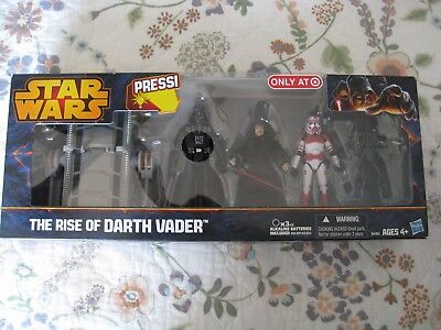 Star Wars The Rise Of Darth Vader Battlepack, Target Exclusive