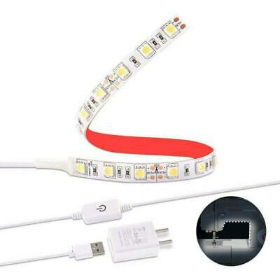 Sewing Machine White Light Strip LED Light with Touch Dimmer USB Power Supply AU