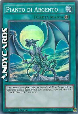 PIANTO DI ARGENTO (Silver's Cry) • Super R • DPRP IT030 • Yugioh! • ANDYCARDS