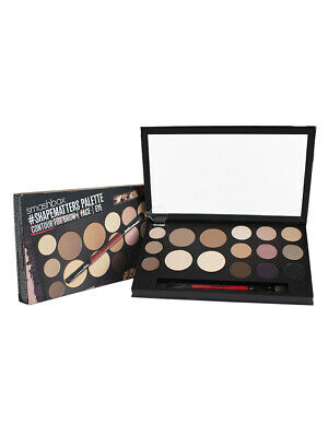 Smashbox #SHAPEMATTERS Contour Limited Edition Palette, for Brows, Face & Eyes