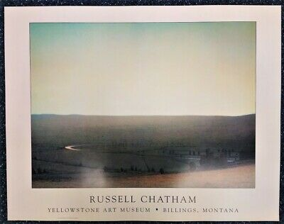 """""""September: Missouri Headwaters"""" Art Print by Russel Chatham, 1986."""