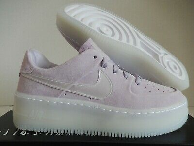 6a5df372ac64ba NIKE WMNS AF1 Sage Low Particle Beige Women Casual Shoes Sneakers ...