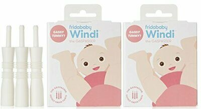 Windi The Gaspasser 20 Count/Pack of 2 - The All-Natural Solution for Baby Colic