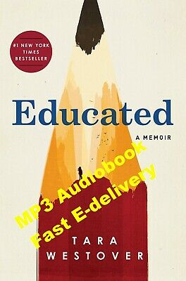 Educated : A Memoir by Tara Westover (MP3 Audiobook, fast E-Delivery)