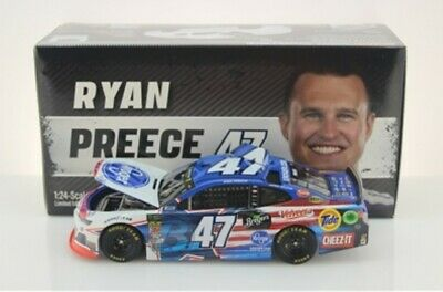 2019 Ryan Preece #47 Kroger 1:24th Scale ARC Series Chevy Camaro ZL1 IN STOCK!!