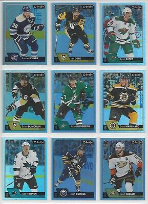 16-17 OPC Complete Your Rainbow Base Set #1-550 (2 for $1.00)