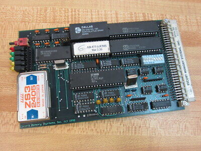Escort Memory Systems AB-875 Circuit Board AB875