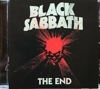 "Black Sabbath ""The End"" Rare Cd  !"