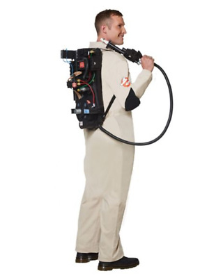 Ghostbusters Proton Pack Costume Adult Kids Deluxe Spirit Halloween Replica Prop
