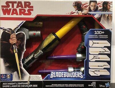 Star Wars The Last Jedi Bladebuilders Jedi Knight Lightsaber -  BRAND NEW!!!