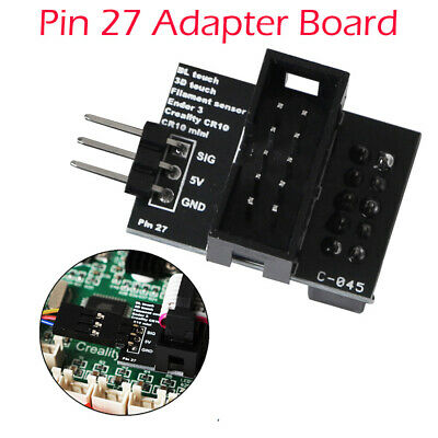 Creality Ender 3 / CR-10 Pin 27 Breakout Board for BL Touch and other sensors