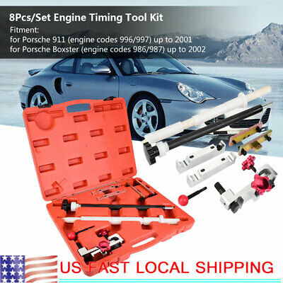 CAMSHAFT ALIGNMENT TIMING Tool Kit 4 Porsche 911 Boxster 996