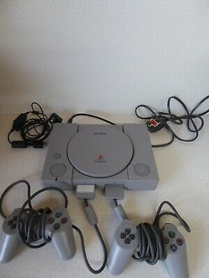 Sony Playstation 1 PSX Console Controllers Memory Leads Die Hard Grand Theft