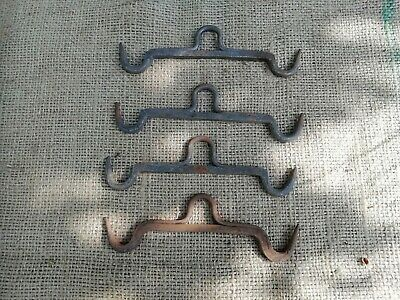 Antique Vintage Butchers Hooks Gambrel Industrial Kitchen Reclaimed Salvage
