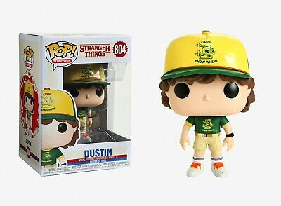 Funko Pop Television: Stranger Things - Dustin Vinyl Figure Item #38532