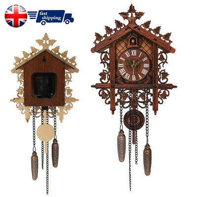 Home Decor Europea Cuckoo Clock House wall clock large modern art vintage New