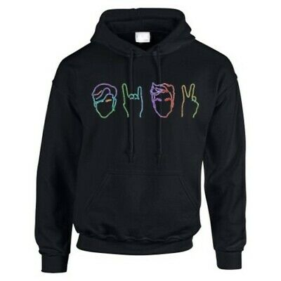 df48d70d0 DOLAN TWINS HOODIE Colour Choice And Size Bloggers Prank Youtubers ...