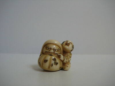Netsuke Ancien Old  - Japon - Japan - Meiji Period