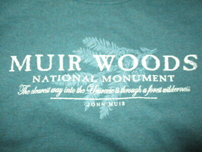 JOHN MUIR WOODS National Monument CALIFORNIA (Youth 2XL) T-Shirt