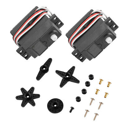2PCS Standard High Torque Servo for S3003 Futaba RC Car Helicopter Boat RC819