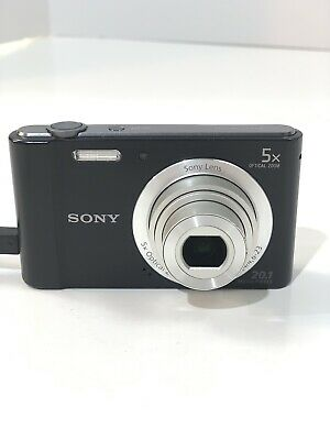 SONY CYBER-SHOT DSC-W350 Blue Digital Camera 4x Optical Zoom