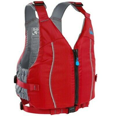 Palm Quest PFD Touringweste Sicherheits Paddelweste red