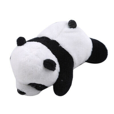 3pc Toddlers Doll Stuffed Animal For Hair Band Birthday Cute Panda Plush Toys B