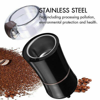400W 220V Electric Herbs Spices Nuts Coffee Bean Grinder Grind Machine Mill 2019