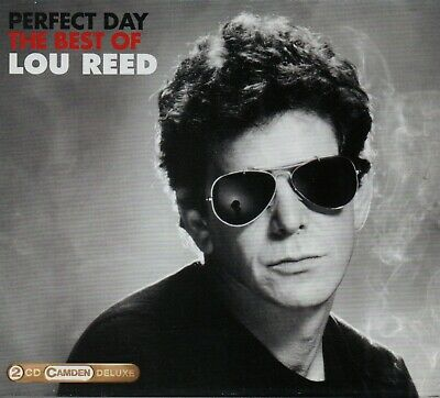 LOU REED - Perfect Day (The Best Of) - 2xCD Album *Greatest Hits*