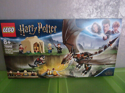 75946 LEGO HARRY Potter Hungarian Horntail Triwizard