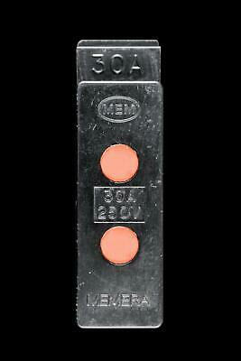 Mem 30 Amp Rewireable Fuse Carrier Hn523 Memera With Base