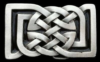 Celtic Irish Ancient Knot Fashion Belt Buckle Buckles Boucle De Ceinture