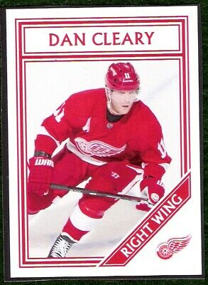 Dan Cleary Detroit Red Wings High Quality Fridge Magnet!!