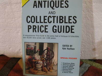 The Antique Trader Antiques And Collectibles Price Guide - Fifth Edition