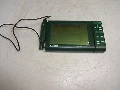Extech Instruments Rh520 Humidity/Temperature Chart Recorder With Probe