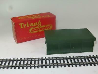 VINTAGE TRI-ANG RAILWAYS HO/OO R.163 Mineral Bunker Imitation Coal Boxed 1960s