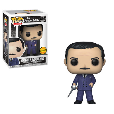 Funko Pop Television: The Addams Family - Gomez Addams CHASE LIMITED EDITION