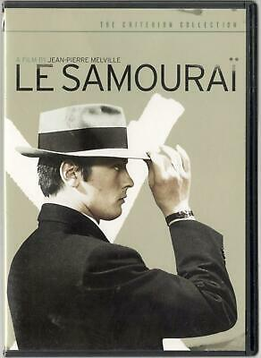 Criterion Collection - Le Samourai by Jean-Pierre Melvillle DVD