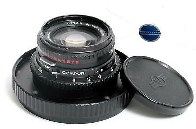 Hasselblad Oberkochen Opton PL 2.8 f= 80mm very rare early lens for 500 Series