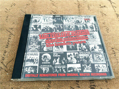 The Rolling Stones Singles Collection - The London Years 1218-2 US CD E214-67