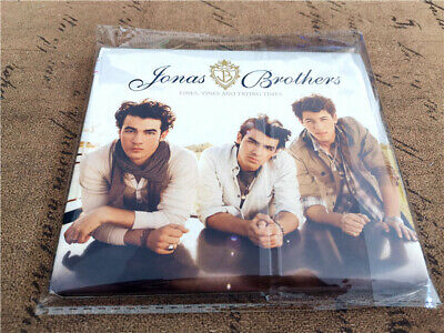Jonas Brothers ‎– Lines, Vines & Trying Times D000282012 US CD E214-70